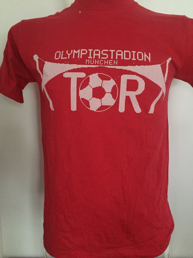 T-Shirt Olympiastadion